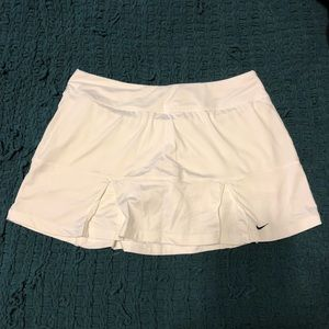 Nike Tennis Skirt - White